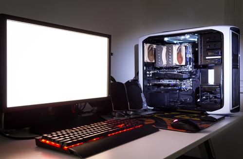 dator för spel